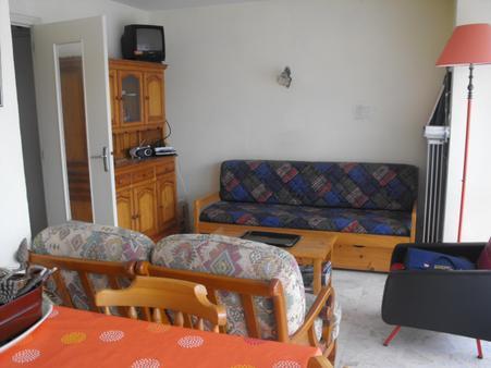Appartement f2 à louer - 3 pièces - 37 m2 - ARGELES SUR MER - 66 - LANGUEDOC-ROUSSILLON