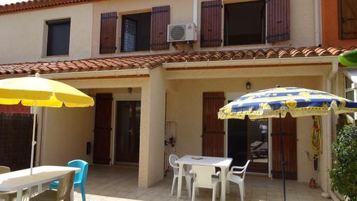 Maison à louer - 3 pièces - 82 m2 - ARGELES SUR MER - 66 - LANGUEDOC-ROUSSILLON