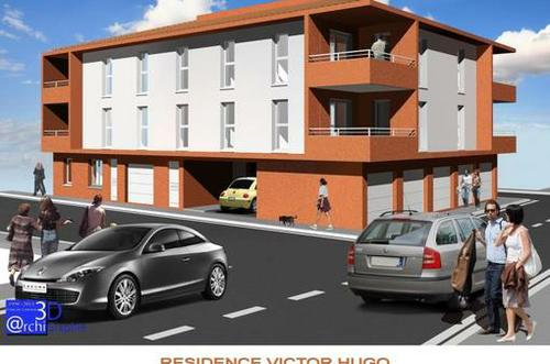 appartement F2 neuf Cabestany