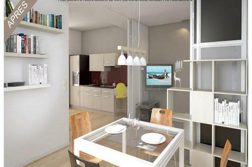 appartement F2 à vendre à Perpignan