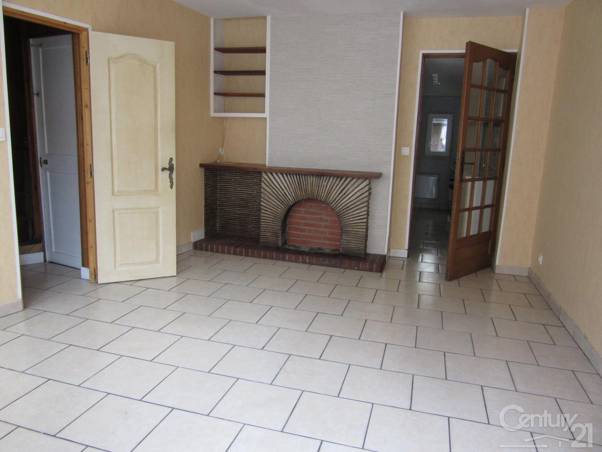 Maison à louer - 3 pièces - 59 m2 - ORBEC - 14 - BASSE-NORMANDIE