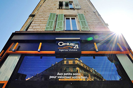 Agence immobilièreCENTURY 21 Agence Victoire, 06000 NICE