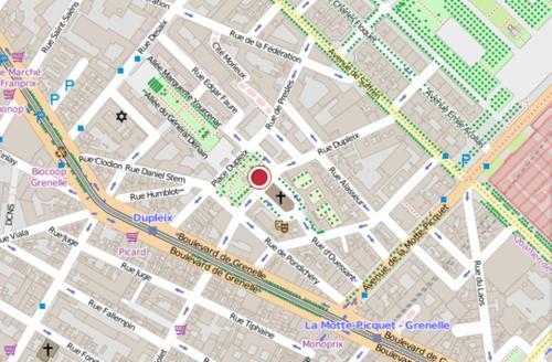 Rue dupleix 15 me arrondissement de paris par century 21 for Agence immobiliere 3eme arrondissement paris