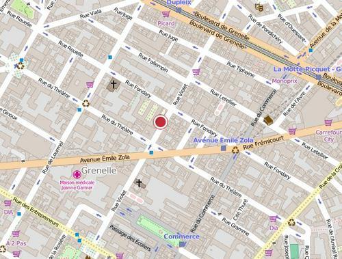 la rue violet paris 15 par century 21 la motte picquet century 21 la motte picquet agence. Black Bedroom Furniture Sets. Home Design Ideas