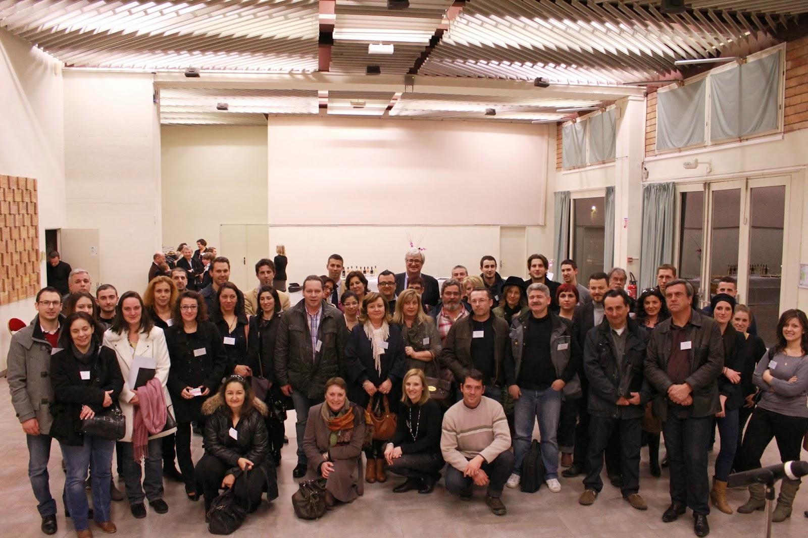 photo club des jeunes entrepreneurs du pays d'Arles