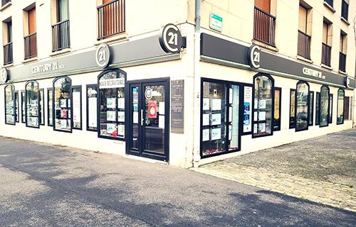 Agence immobilièreCENTURY 21 ACV, 94600 CHOISY LE ROI