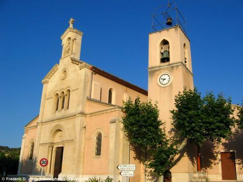 Eglise Saint Cyr sur Mer