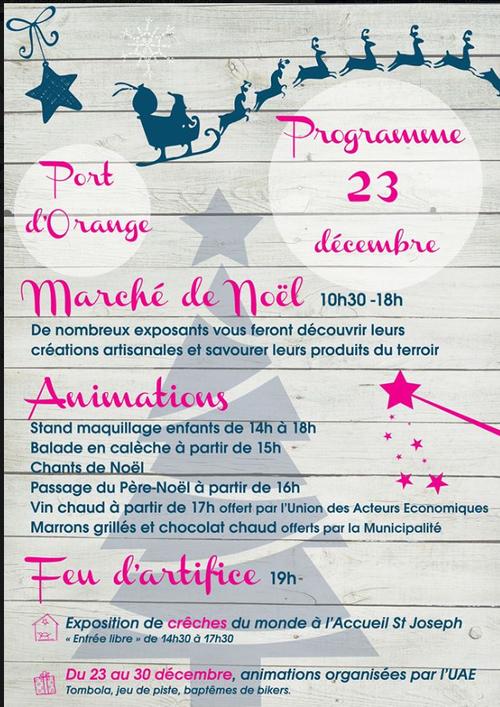 Fête de Noël à Saint-Pierre-Quiberon