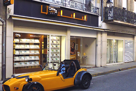 Agence immobili re century 21 aci 11300 limoux for Agence immobiliere quillan