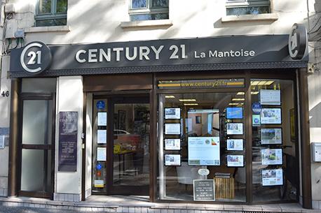 Agence immobilièreCENTURY 21 La Mantoise, 78200 MANTES LA JOLIE