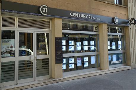 Agence immobilièreCENTURY 21 Part-Dieu, 69003 LYON