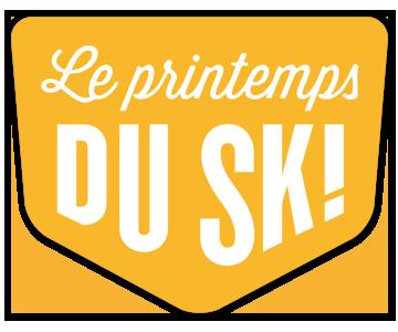 Printemps ski