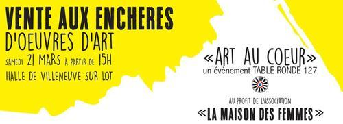 art au coeur Villeneuve-sur-Lot