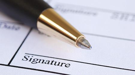 Signature compromis vente bien immobilier
