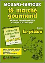 Marché Gourmand Mouans Sartoux