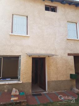 Maison à louer - 3 pièces - 65 m2 - ODENAS - 69 - RHONE-ALPES