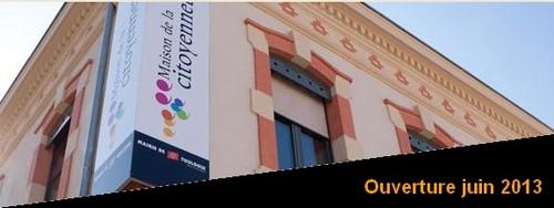 Toulouse Roseraie Une Maison De La Citoyennete Ouvre Ses Portes Century 21 Action Immobilier Agence Immobiliere A Toulouse
