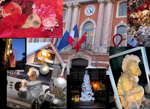 Le marché de Noël - Toulouse 2013