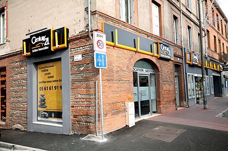 appartement T1 à vendre à Toulouse