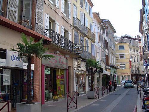 Immeuble Rue