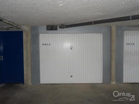 Parking à louer - 15 m2 - MONTPELLIER - 34 - LANGUEDOC-ROUSSILLON