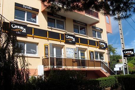 Agence Century 21 lgi Montpellier