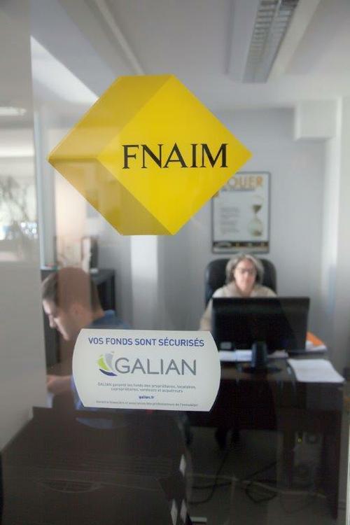 Agence immobilère adhérente à la FNAIM