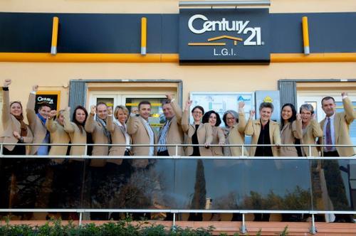 Notre équipe chez Century 21 LGI