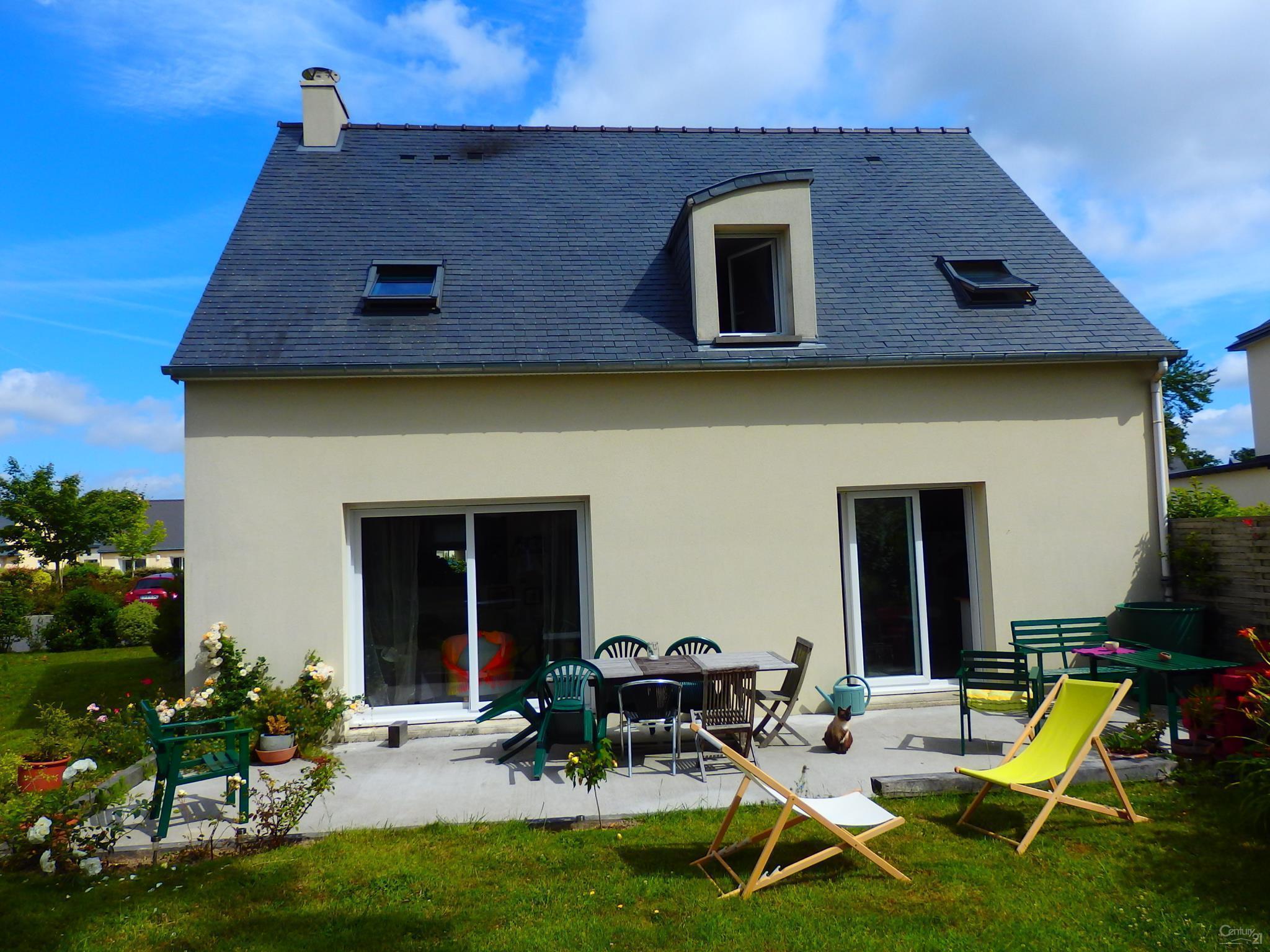 Maison vendre 6 pi ces 113 m2 quevert 22 for Agence de maison