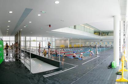 Joyeux anniversaire au centre sportif beaujon paris for Piscine beaujon