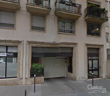 Parking à louer - 12 m2 - PARIS - 75011 - ILE-DE-FRANCE