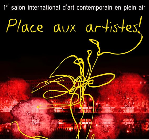 SALON ART CONTEMPORAIN PLACE MAUBERT