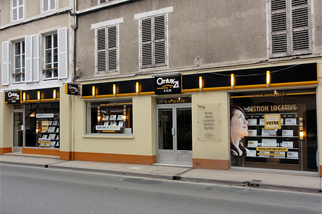 Agence immobilièreCENTURY 21 A.S.M., 77120 COULOMMIERS