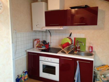 Appartement à louer - 1 pièce - 29 m2 - REIMS - 51 - CHAMPAGNE-ARDENNE