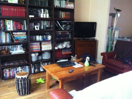Appartement à louer - 4 pièces - 89 m2 - REIMS - 51 - CHAMPAGNE-ARDENNE