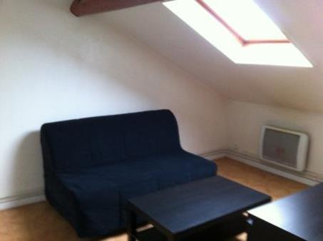 Appartement à louer - 1 pièce - 15 m2 - REIMS - 51 - CHAMPAGNE-ARDENNE
