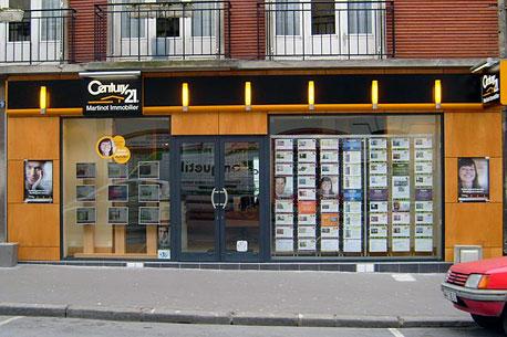 Agence immobilièreCENTURY 21 Martinot Immobilier, 51100 REIMS