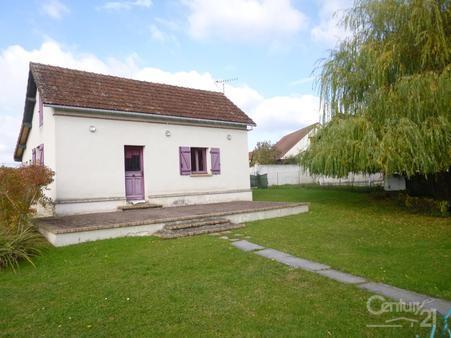 Maison à louer - 2 pièces - 58 m2 - SALBRIS - 41 - CENTRE