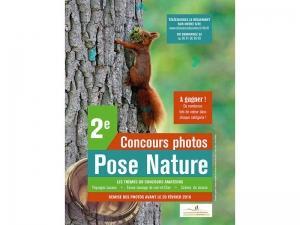 pose nature