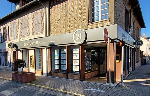 Agence immobilièreCENTURY 21 Sologne Immobilier, 41300 SALBRIS