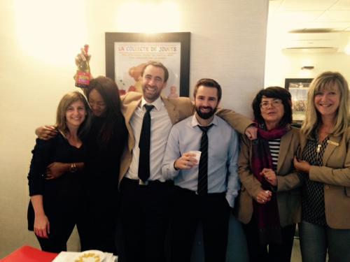 L'arrivée du Beaujolais 2014 chez CENTURY 21 Visa Immobilier