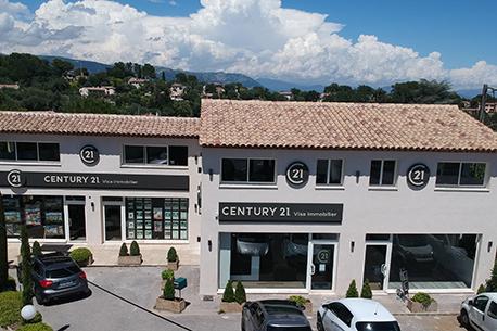 Agence immobilièreCENTURY 21 Visa Immobilier, 06330 ROQUEFORT LES PINS