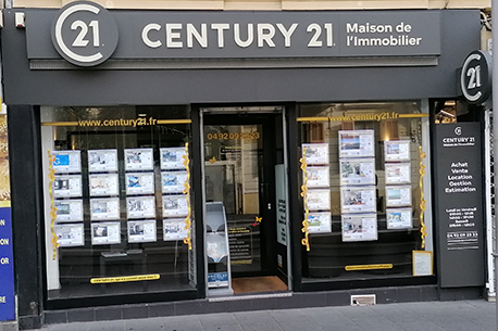 Agence immobili re century 21 maison de l 39 immobilier nice for Locations agences immobilieres