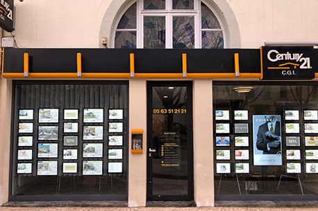 Agence immobilièreCENTURY 21 C.G.I., 81100 CASTRES