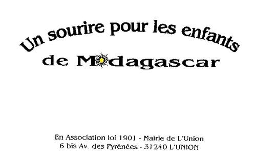 Un Sourire pour les Enfants de Madagascar