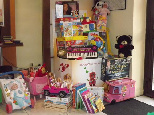 Collecte de jouets 2015