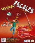 Affiche festival Les Escales Sciez 2014