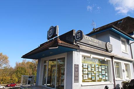 Agence immobilièreCENTURY 21 Agence du Lac, 74140 SCIEZ