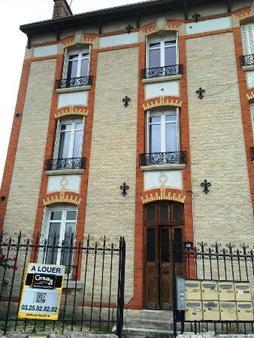 Appartement à louer - 1 pièce - 30 m2 - TROYES - 10 - CHAMPAGNE-ARDENNE
