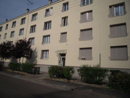 Appartement à louer - 3 pièces - 60 m2 - ST ANDRE LES VERGERS - 10 - CHAMPAGNE-ARDENNE